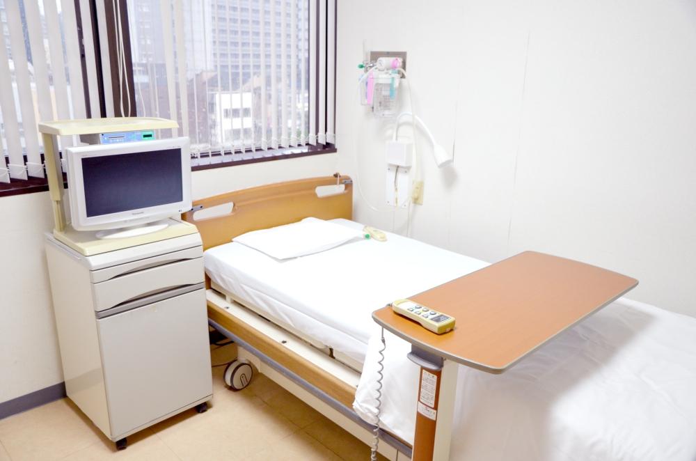 博腎会病院 病室